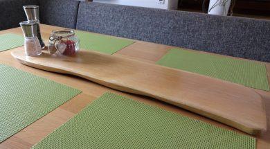 Eiche Dekobrett Tisch